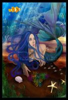 Nereid by DesiredAdoration