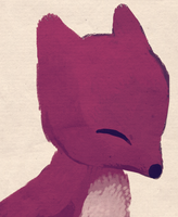 Paper Fox by foxtribe