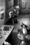 Fallout: Equestria 1 by LimreiArt