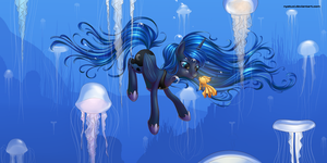 Underwater World by Nyatuxi