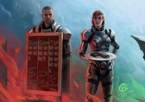 The Shepard Siblings by bigcman321