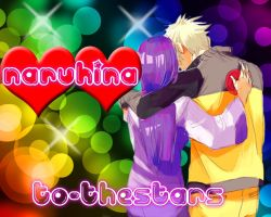 NaruHina Wallpaper by To-TheStars