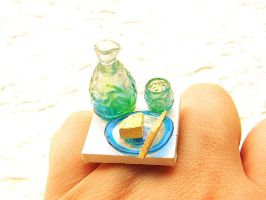 Japanese Summer Ring by souzoucreations