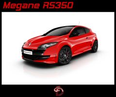 Renault Megan RS350 by TTS by TeofiloDesign