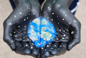 The Whole World In My Hands by HaHaIScareU