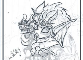 jak progress1 by Kna