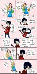Marshall Lee: The Fry Song by lorddanty