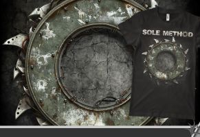 SOLE METHOD TSHIRT by isisdesignstudio