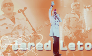 Jared Leto by SaidaGP