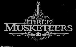 The Three Musketeers  - 2011 by Katiexxx89