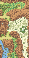 Route 111 Remake by Eaglegold
