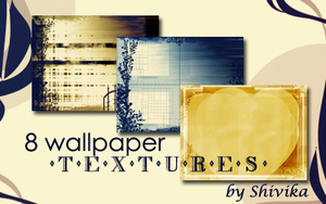 Wallpaper Size Textures Set 5 by spiritcoda