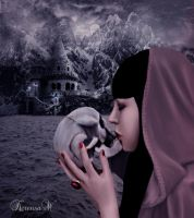 WITCH'S KISS by KerensaW