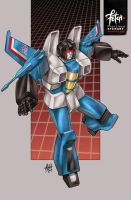 13/34 Thundercracker by FranciscoETCHART