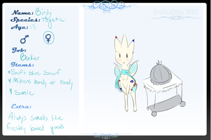 Birdy Application - Eeveelution Hotel by Amaterasufox