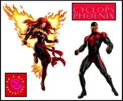 The Adventures of Cyclops and Phoenix by marvelboy1974