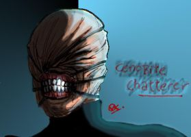 Cenobite : Chatterer by fellow-traveller