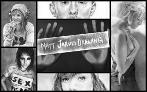 matt jarvis drawing ID 2 by lloveandsqualor