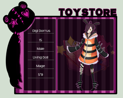 Toy Store: Digi Dorrus by AxisRaid