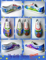 Little Prince Shoez by begin-R