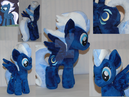 Night Glider Plush toy My Little Pony 5 season NEW by My-Little-Plush