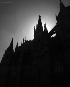 Cathedral by FilthyLittleCreature