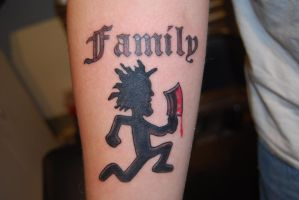 Juggalo family by HotWheeler