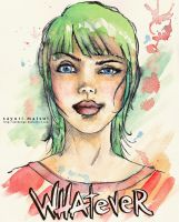 Whatever by sahdesign