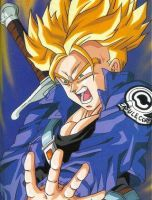 Trunks by Rioku9999