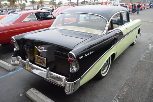 1956 Chevrolet Bel-Air Sedan VIII by Brooklyn47