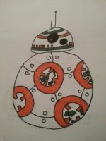 Simply BB8 by nikkichic109