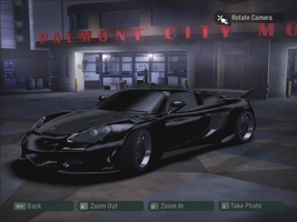 NFS Carbon : Neo Batmobile by Axel-Letterman
