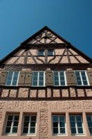 Half-timbered - Shades of Brown by DeviantTeddine