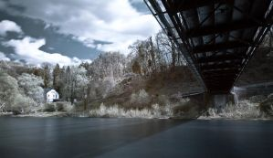 Under the Bridge II by thenIsaidno
