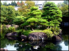 Japanese Garden 02 by hesaki