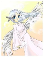 .: Angel :. by moonlightamber