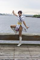 Chun Li - Riverfront by Cortana2552