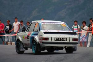 Ford Escort Mk2 - Rally Vinho Madeira 2012 by konceptsketcher