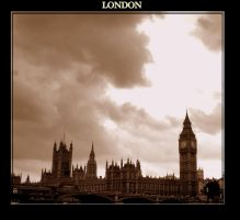 The One and Only... LONDON by BlackSunday13