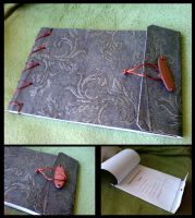 Medieval Textbook by ynguer