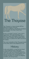 Thoyase Breed Sheet by frenchly