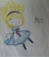 Alice by HollywoodG