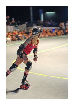 houston roller derby 185 by JamesDManley