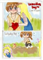 HM contest VDAYWHITE DAY by x-Charis-x