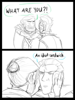 rhys did something stupid (again) by CalmingSoul