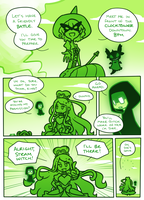 How I Loathe Being a Magical Girl - Page 41 by Nami-Tsuki