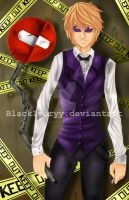 Drrr (Shizuo) by BlackIvoryy