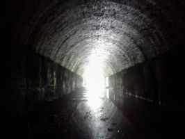 light at the end of the tunnel by Rathkin