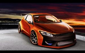 Honda CRZ'BOCANEGRA' EDLdesign by EDLdesign