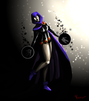Raven by GRAMOTOONS